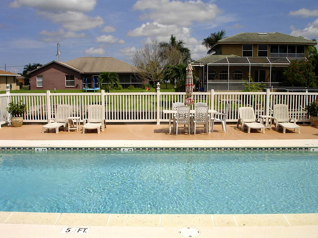 Calypso Cove Community Pool and Sun Deck Furnishings